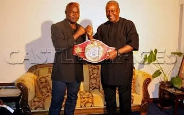 Bukom Banku reveals what Mahama told him in a phone call after his defeat to Bastie Samir