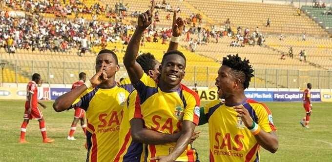 ghana premier league results