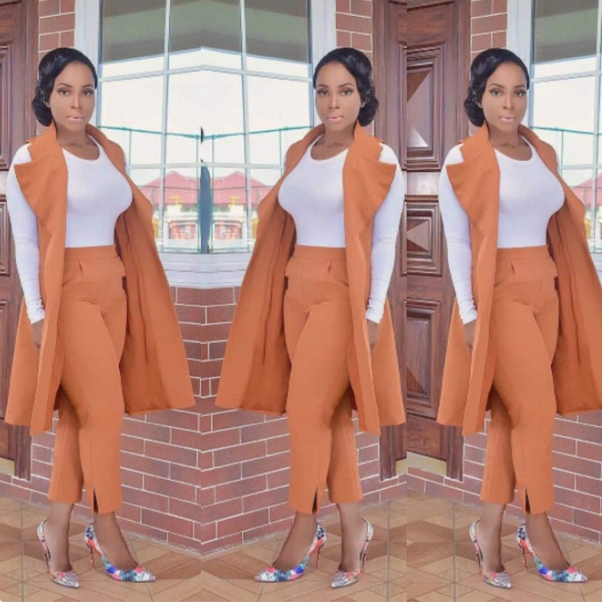 Benedicta Gafah mesmerizes fans with her amazingly gorgeous looks