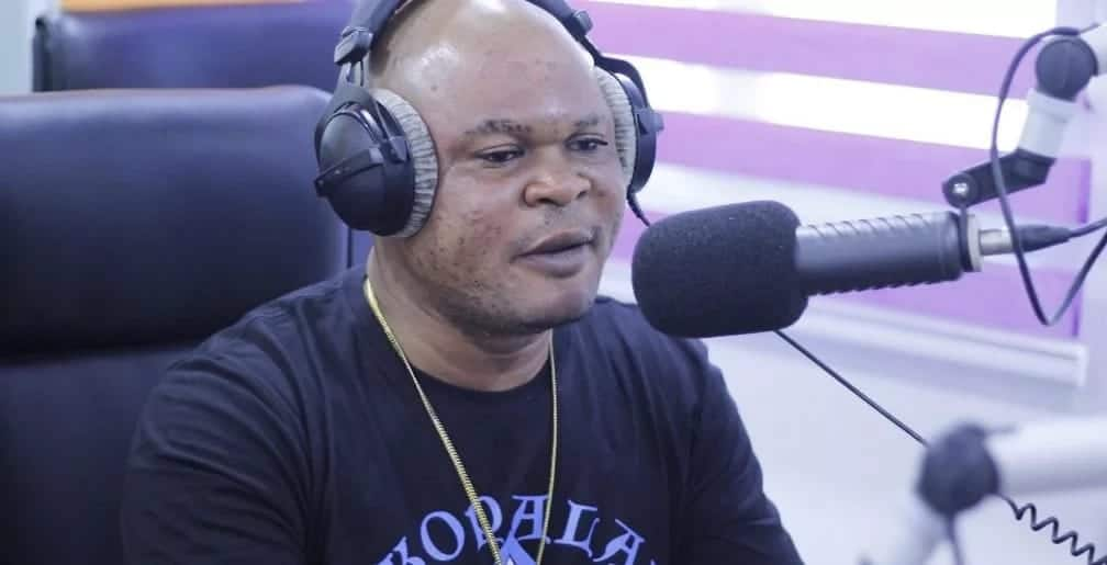 "Bukom Banku describes boxing as a ""crazy"" and ""stupid"" job"