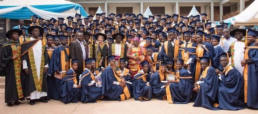 first class senior high schools in ghana