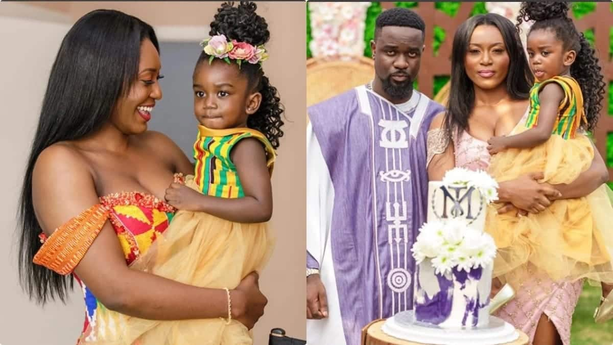 Sarkodie white wedding - celebrities, outfits and hot photos