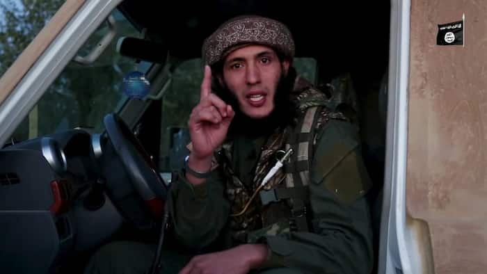 'Al Ghareeb the Algerian' Threatens The World In ISIS Attack