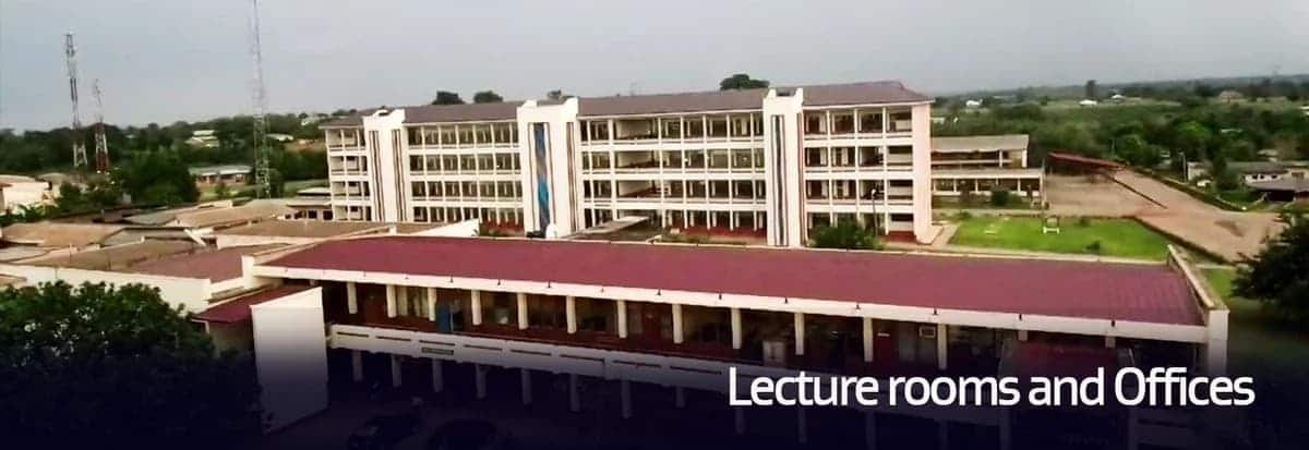 Sunyani Technical University courses and admission requirements