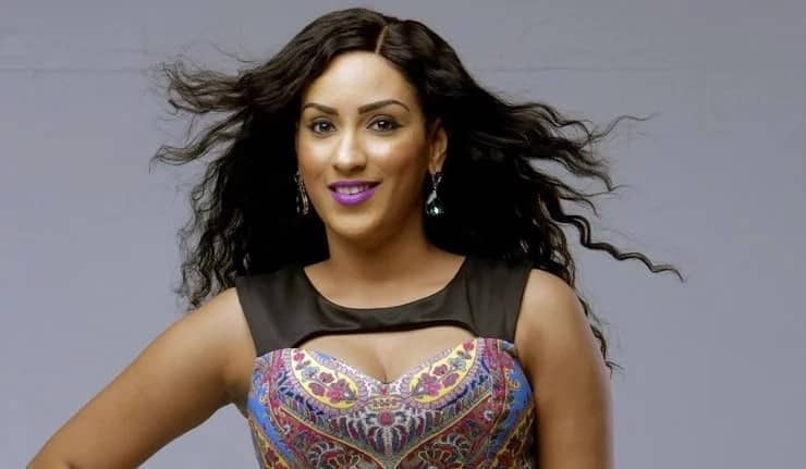 The beautiful Juliet Ibrahim