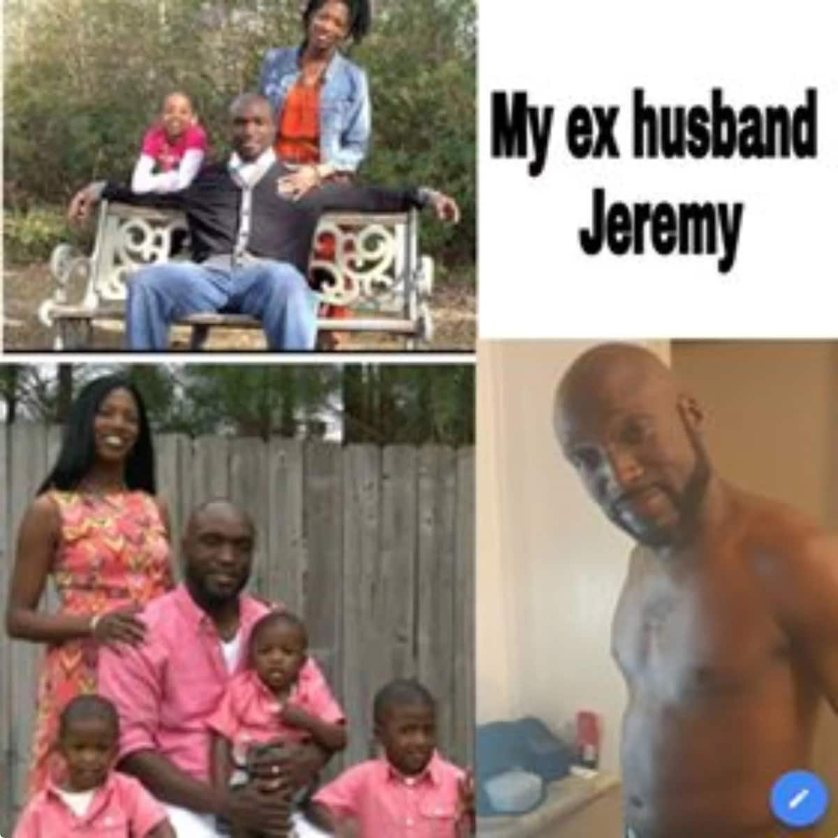 US lady leaves her husband to coincidentally fall in love with his look-alike in Ghana