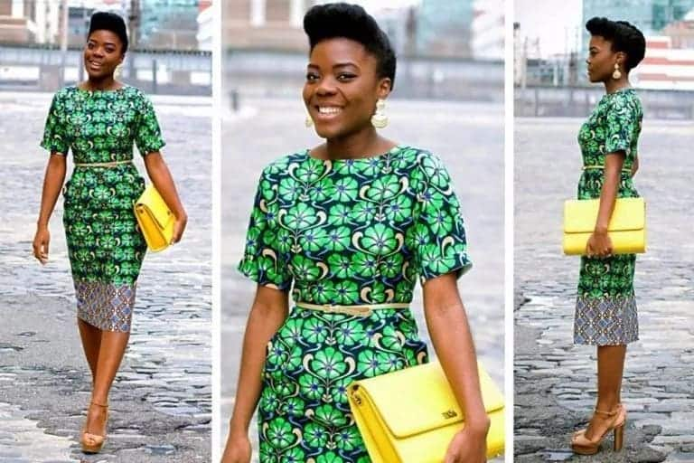 Nigerian Latest African Dresses to Rock in Ghana- latest African Dresses 2018