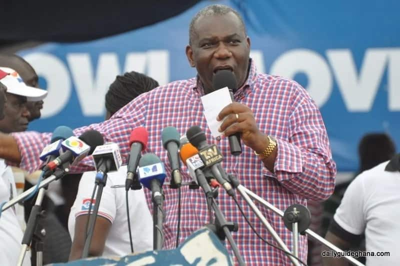 Osafo Maafo and Boakye Agyarko's ministerial appointments left hanging