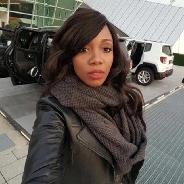 7 of the most beautiful photos Kwadwo Asamoah's wife