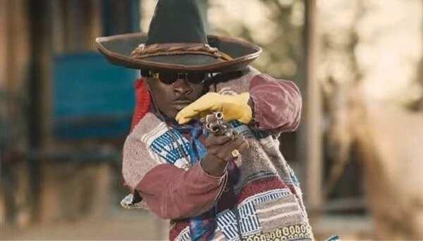 shatta wale gringo video