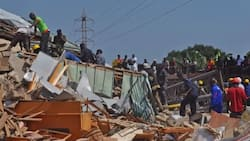 Collapsed building in Techiman claims one life, others injured and YEN.com.gh has the details