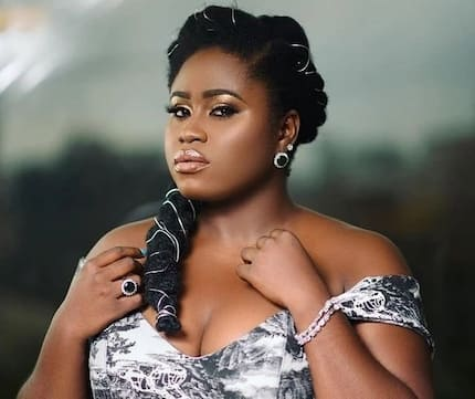 Rare look-alike photo of Lydia Forson and mum pops up