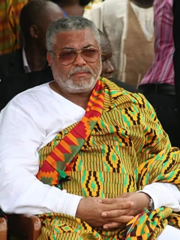 Nothing fruitful has come out of Volta Region's loyalty to the NDC - Rawlings