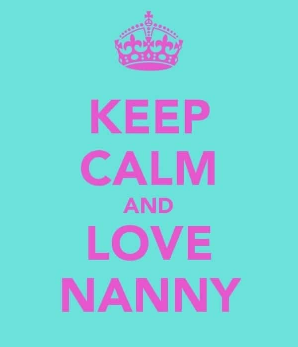 Happy mother's day quote for nanny