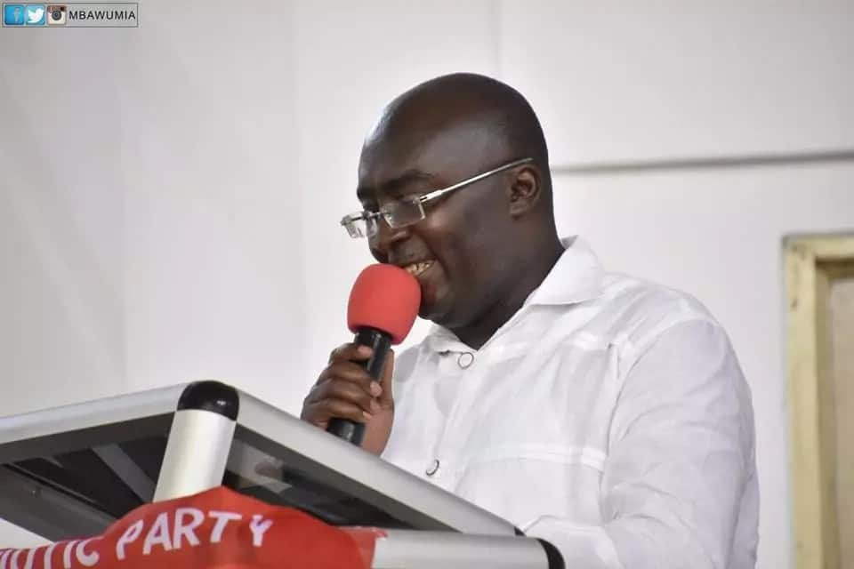 Bawumia is only eloquent; he knows nothing about economy - Minority