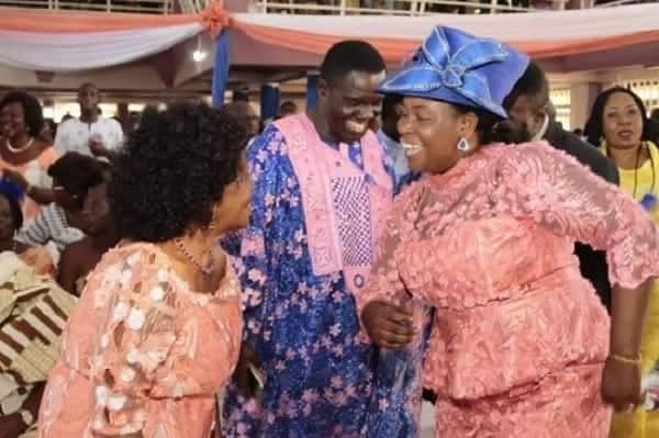 Meet the mother of famous Ghanaian gospel musician who is now 102 and gave birth to her at age 50