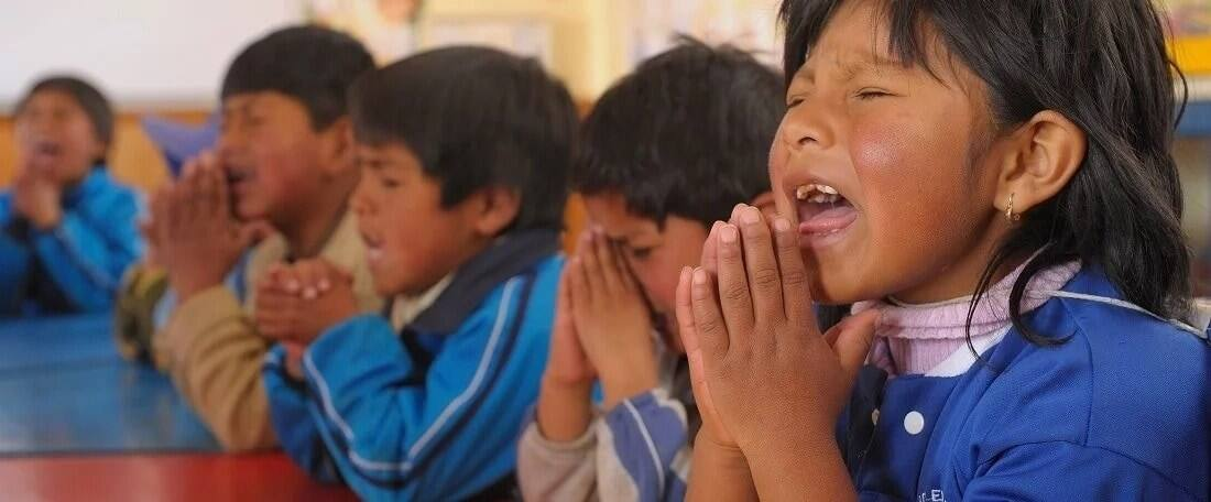 Most Powerful Prayer for Children's Protection