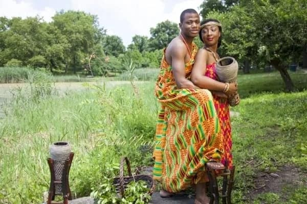 Top Kente Styles for Traditional Marriage