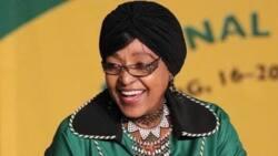 Former president Mahama pays tribute to South Africa's Winnie Madikizela-Mandela