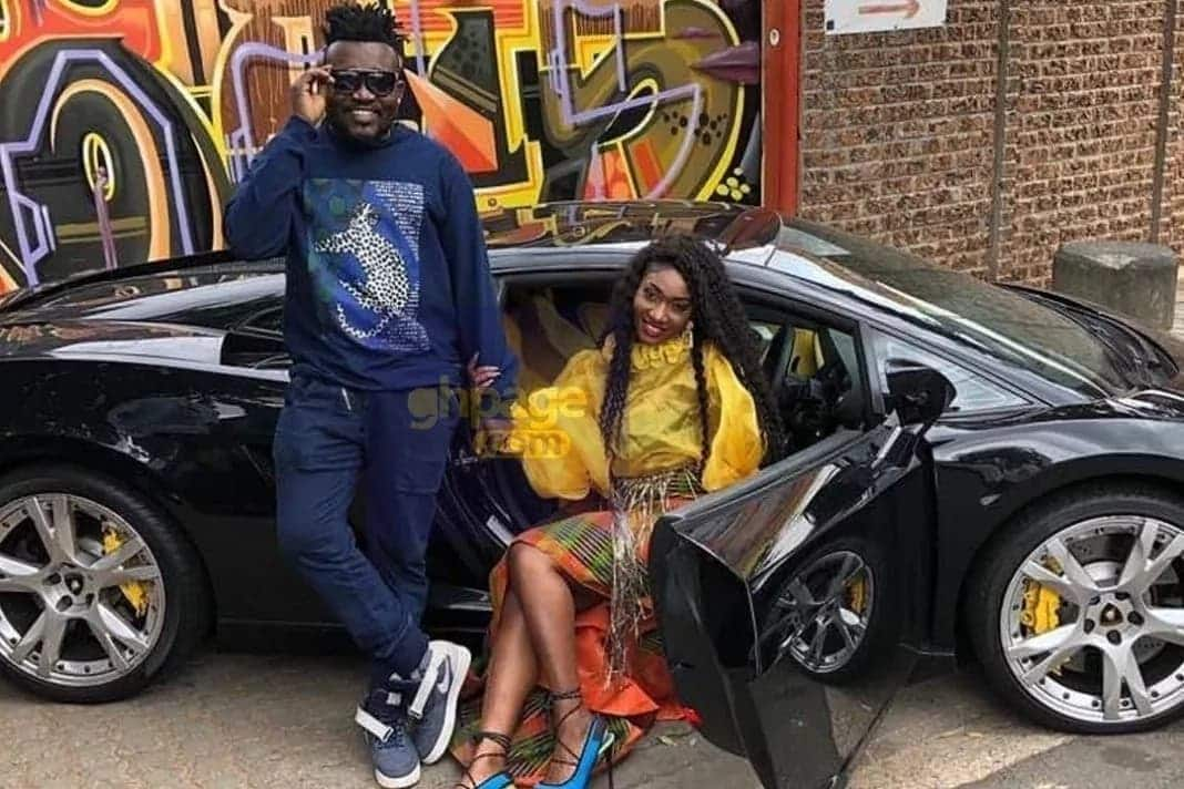Wendy Shay caught in bed with Bullet?
