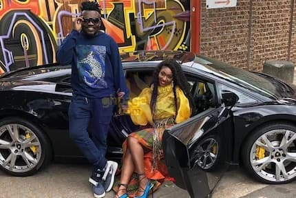 Wendy Shay finally speaks about rumours of a relationship with Bullet