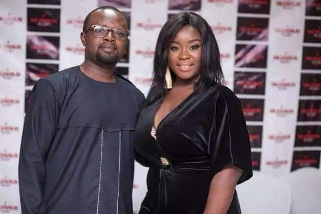 All there is to know about actress Maame Serwaa's 5-year deal with Silvanus Records