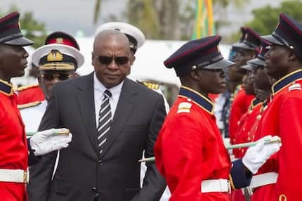 Mahama orders interior ministry to supervise BNI, national security