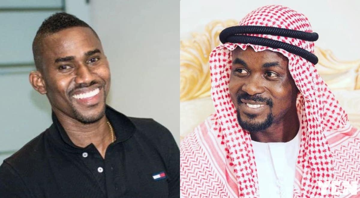 Ibrah One's funeral poster pops up after Menzgold resumed business