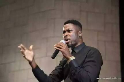 A Plus attacks Ghanaian journalists over musician Becca