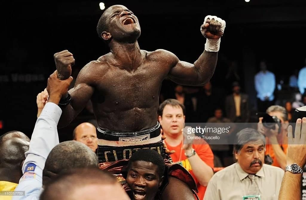Joshua Clottey believes Isaac Dogboe will easily defeat Emmanuel Tagoe if their bout happens