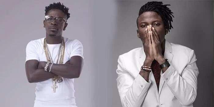 "The rivalry is needless – Stonebwoy throws shade at Shatta Wale over the Ghana-Naija music ""war"""