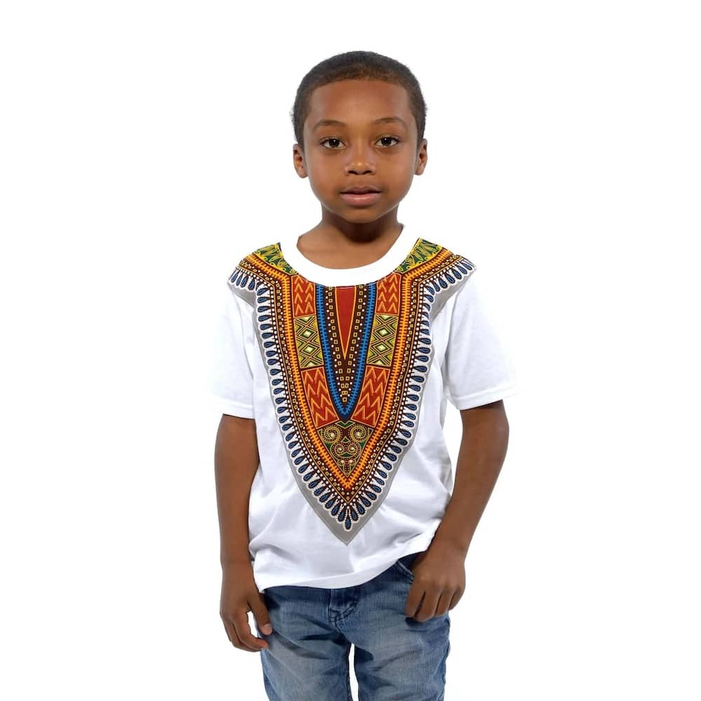 Beautiful African Wear For Kids And Little Children 2019