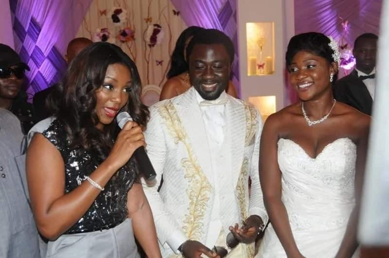 Best moments from Mercy Johnson wedding in pictures.