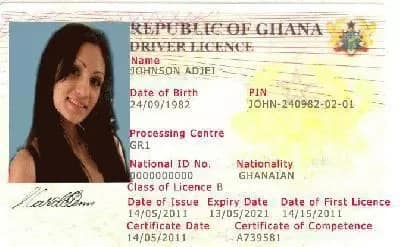 Keep these documents at hand if you're driving on Ghana