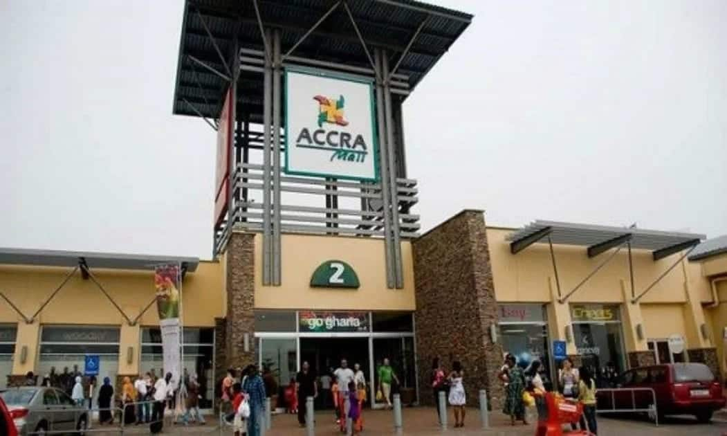 Accra Mall pays GHC2.3 million VAT to Ghana Revenue Authority