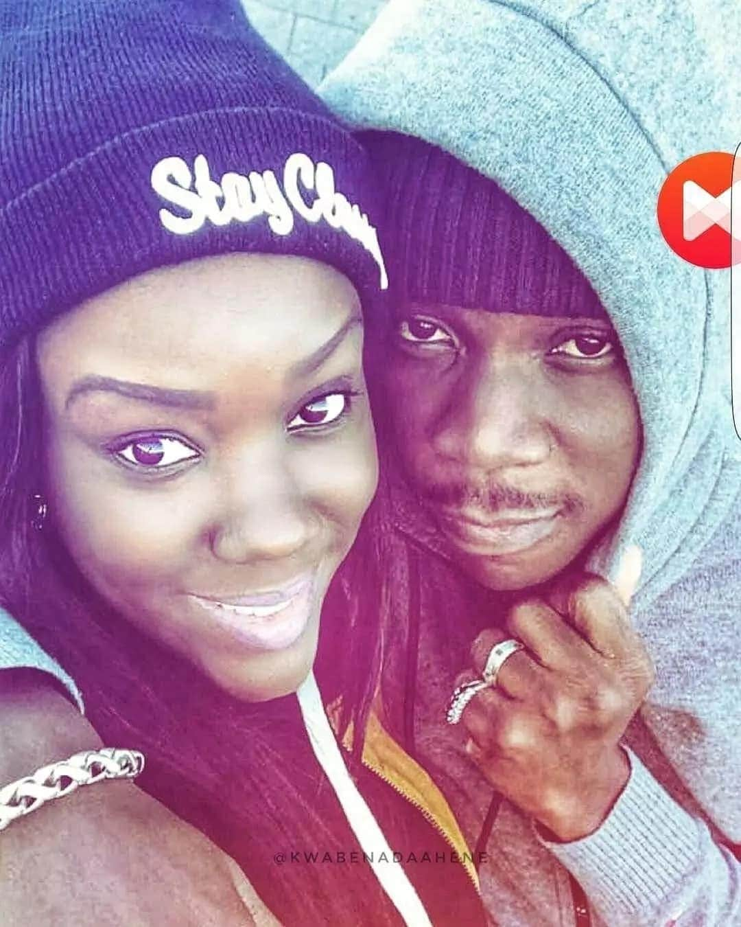 Photos: Stonebwoy and wife Louisa are the ultimate couple goals