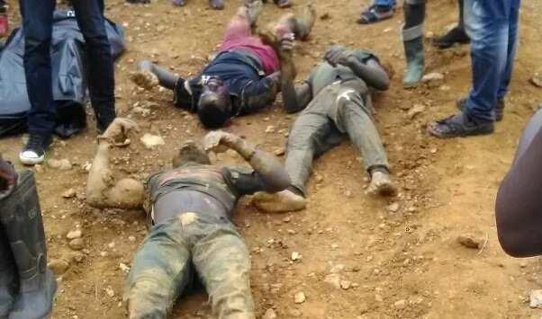 Anti galamsey task force denies killing 4 miners at Kwabeng