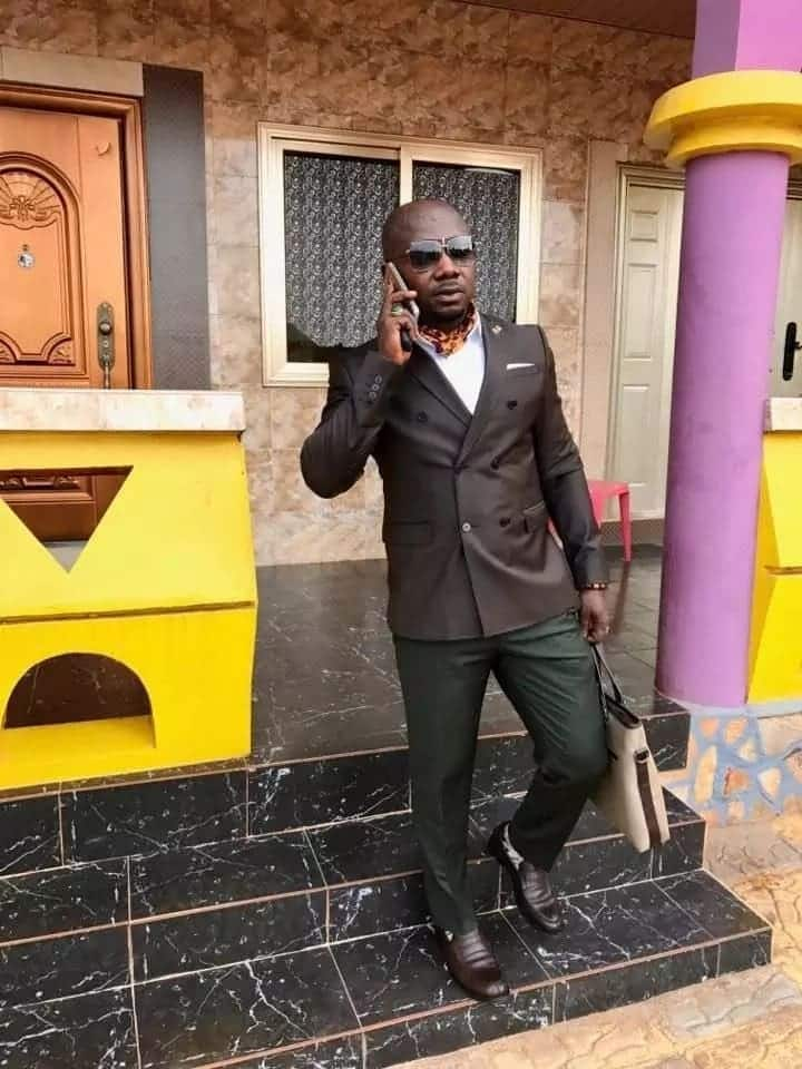Photos of alleged father of Nana Aba Anamoah's son pop up on social media