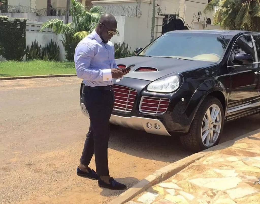 "These photos of Stephen Appiah will make you ""crazy"""