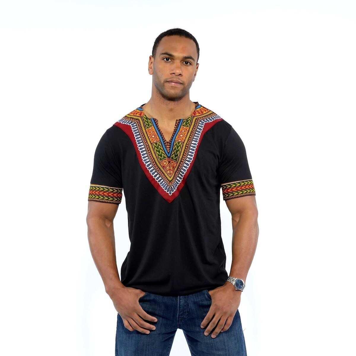men's african wear styles, african wear for man, african men's traditional wear