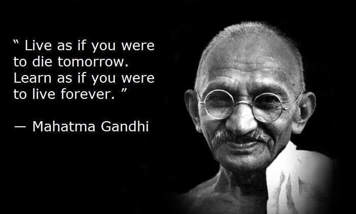 mahatma gandhi quotes famous gahndi quotes mahatma gandhi sayings
