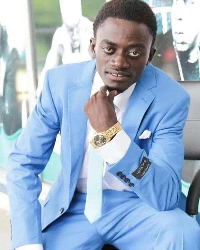Kwadwo Nkansah biography