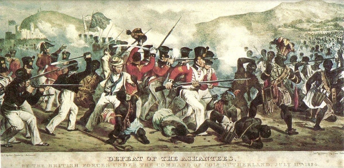6 major wars that rocked Ghana in the 19th Century
