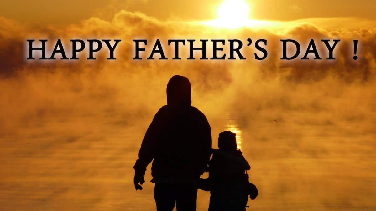 religious fathers day messages