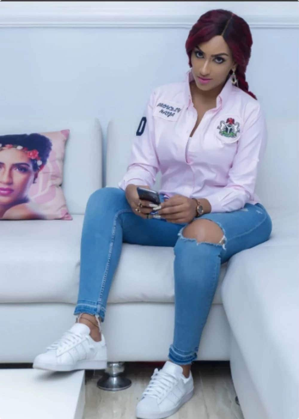 Juliet Ibrahim dazzles social media followers with her high sense of fashion in latest pictures