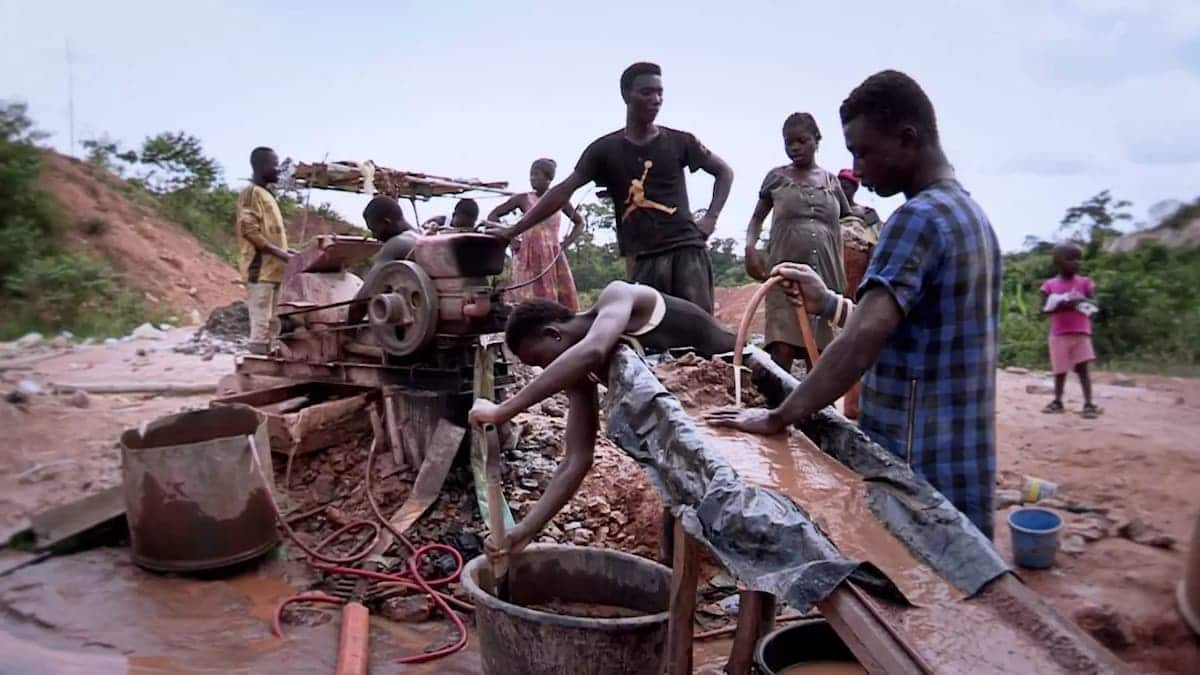 How to start small scale mining in Ghana even if you have little experience in the field