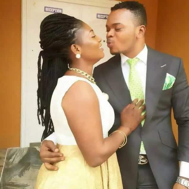 Angel Obinim enjoys vacation in Barcelona with his wife