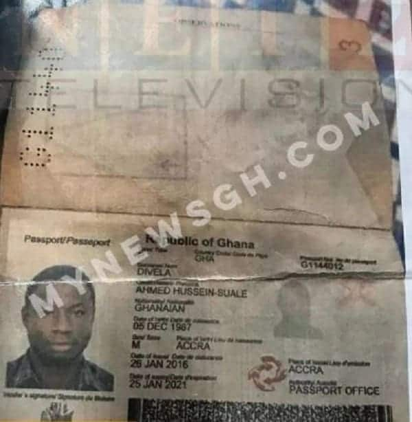 Kennedy Agyapong still not done with Anas as new passport photos of journalist surfaces