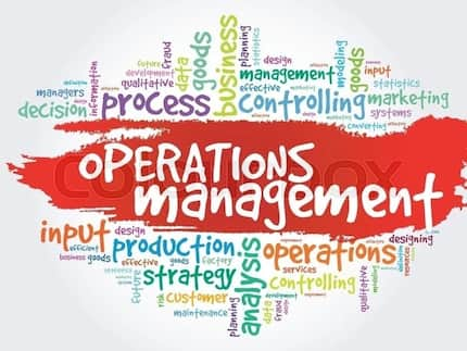 What is operations management in business?