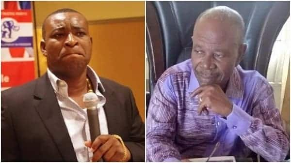 Chairman Wontumi jumps to the defense of Ghana's Ambassador to South Africa; calls his accusers hypocrites